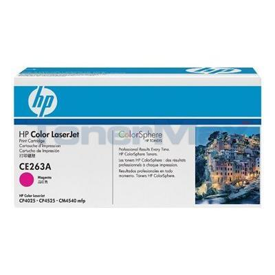 HP COLOR LASERJET CP4025 PRINT CARTRIDGE MAGENTA GOV